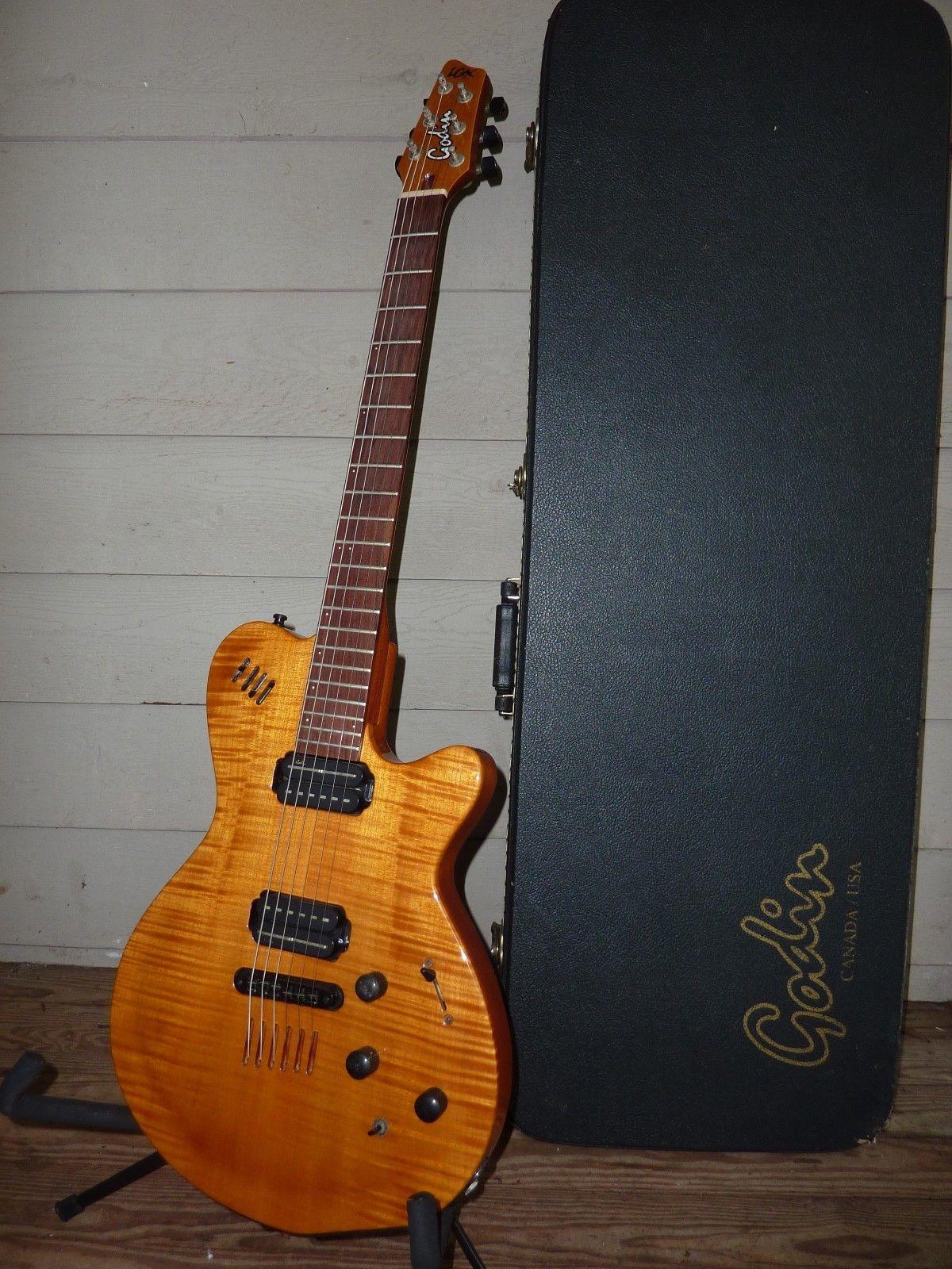 Fs 97 Godin Lgx 2000 Way Switch Neck Volume Bridge Tone Etc Here Agile Al3000 Guitar Photos