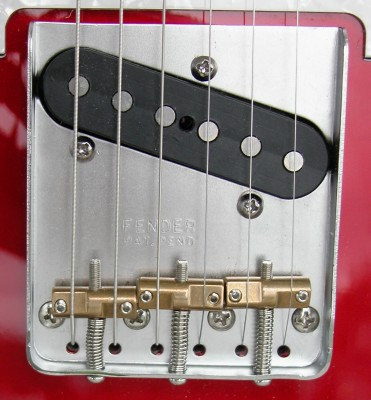 Bridge Replacement Suggestions For A Fender Standard Tele